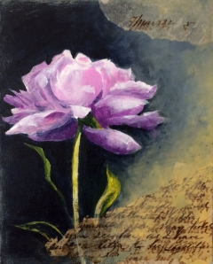 FlowerLetterPainting